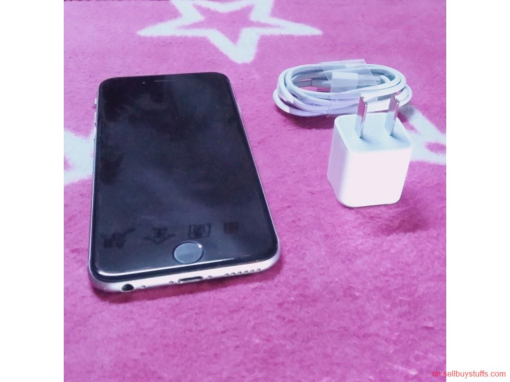 second hand/new: Mint iPhone 6 64GB sale