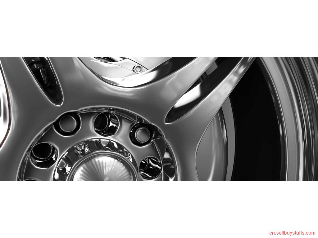 second hand/new: Alloy Wheel Refurbishment